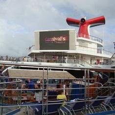 Fun aboard