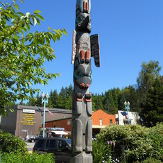 Totem Pole Ketchican
