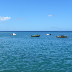 Grenada - fisherman
