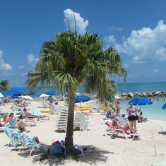 Snorkel Park Beach...