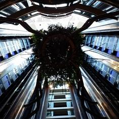 Atrium/Elevators