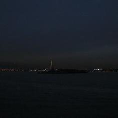 Leaving NY