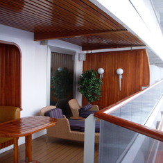 Penthouse Balcony, Westerdam
