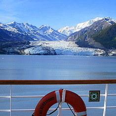 Cruise Hubbard Glacier - Hubbard Glacier