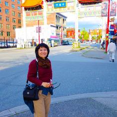 China Town, Vancouver, B.C.