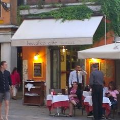 Beccafico Café, Venice, Italy