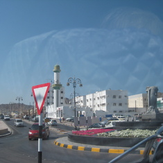 Muscat--Capital of Oman---Cleanest city in the world.