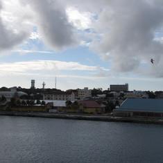 Nassau Port of Call