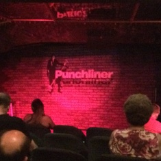Punchliner comedy show