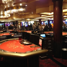 Quantum of the Seas Casino