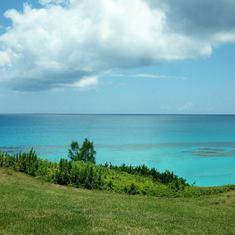 Church Bay - beautiful Bermuda beach with good snorkeling.