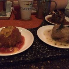 Meatballs at Qsine