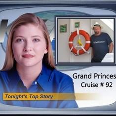 San Pedro (Los Angeles), California - Cruise #92