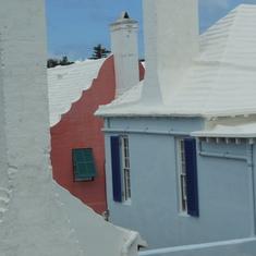 Bermudian Houses