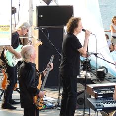 Ocho Rios, Jamaica - The Zombies on the Moody Blues Cruise