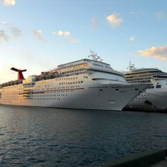 cruise on Carnival Fascination to Caribbean - Bahamas