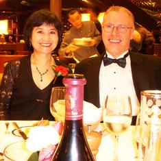 Formal Night Dining at Main Dining Room, Westerdam