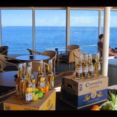 Cabo San Lucas, Mexico - On board the Zaandam