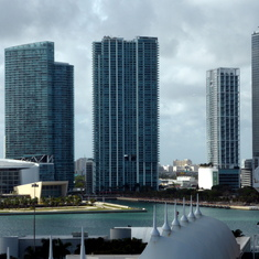 Ft. Lauderdale from the Ship