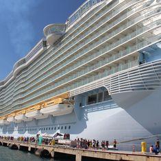 Labadee (Cruiseline Private Island) - Allure