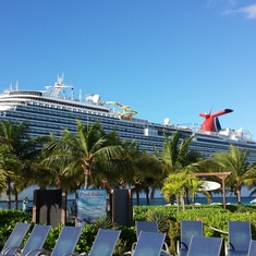 View of the Breeze from Grand Turk