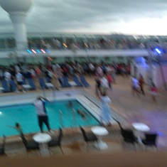 shot from deck 12