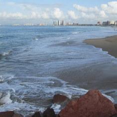 Puerto Vallarta, Mexico - On the beach
