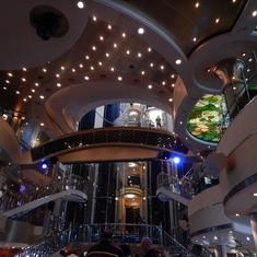 The grand atrium- beautiful