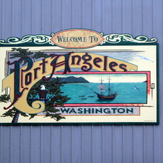 Port Angeles, Washington - Port Angeles, Washington