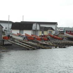 Fishermans Cove, Newfoundland