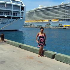 Nassau, Bahamas - Port of Nassau, Bahamas
