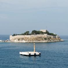 Island off of Kusadasi