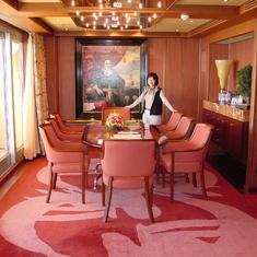 Seattle, Washington - Penthouse Dinning Room