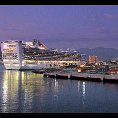Ensenada, Mexico - Cruising into Ensenada