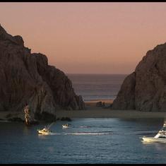 Cabo San Lucas, Mexico - Lovers Beach