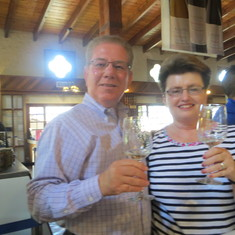 Wine Tasting at L.A. Cetta Winery