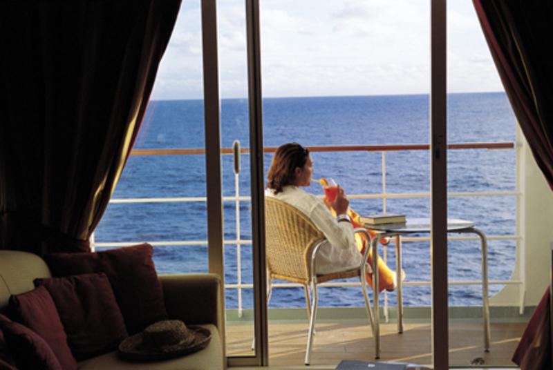 MSC Lirica Balcony Stateroom