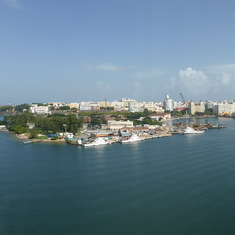 View From Ship