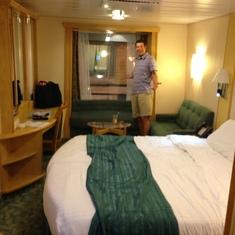 Royal Promonade view room (8613)