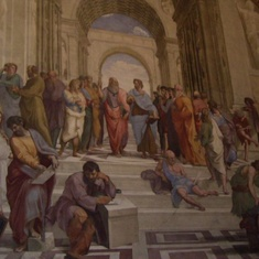 School of Athen's by Raphael