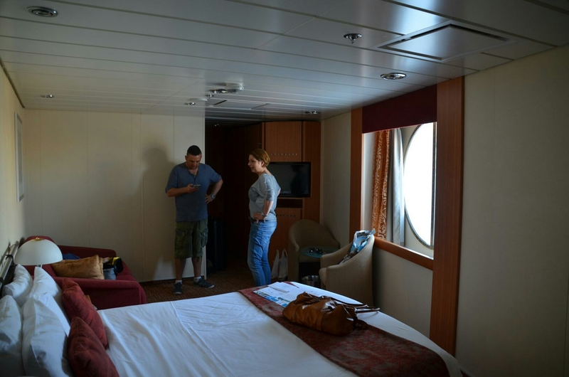 Interior Stateroom, Cabin Category S9, Celebrity Summit