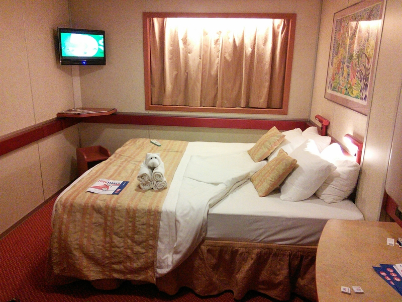 Carnival Imagination Cabins And Staterooms Cruiseline Com