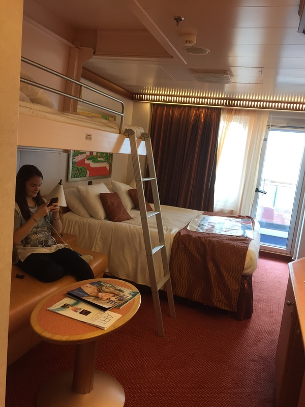 Carnival Dream Cabins And Staterooms Cruiseline Com