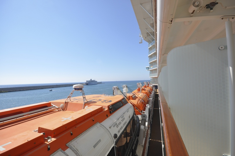 Obstructed balcony cabins on celebrity's eclipse - Ask a ...